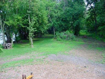 Ken's Camping area.