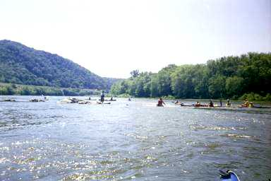 Juniata River Sojourn.